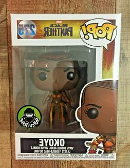 Funko Pop! Black Panther Okoye Marvel 275 Erik T'challa Shur