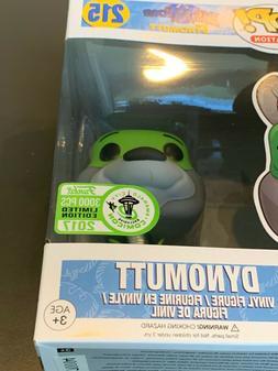 FUNKO POP! BLUE FALCON & DYNOMUTT ~ DYNOMUTT ~ 2017 ECCC LTD