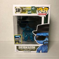 Funko Pop! Breaking Bad #162 Crystal Blue Heisenberg SDCC 20
