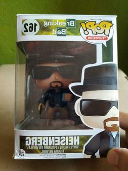 Funko pop breaking bad #162 HEISENBERG vinyl doll Model Pvc
