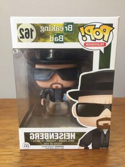 Funko Pop! Breaking Bad #162 Walter White Heisenberg Rare Re