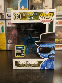 Funko Pop! Breaking Bad Blue Crystal Heisenberg #162 2015 SD