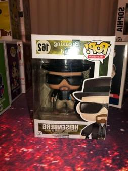 Funko POP! Breaking Bad Heisenberg #162