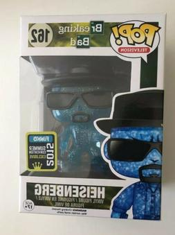 FUNKO POP BREAKING BAD HEISENBERG Blue Crystal Mint Excellen