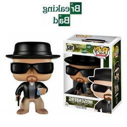 Funko POP Breaking Bad Heisenberg Figure Collection Model