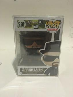 Funko POP Breaking Bad Heisenberg New In Pop Protector