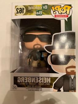 Funko POP Breaking Bad Heisenberg NIB 162