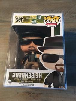 Funko Pop! Breaking Bad HEISENBERG With Pop Protector