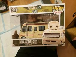 Funko Pop! Breaking Bad The Crystal Ship Rides #09 New