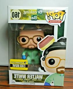 Funko Pop Breaking Bad Walter White in Green Hazmat Suit 160