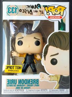 Funko Pop Brendon Urie Panic at the Disco Hot Topic Exclusiv