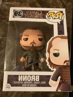 Funko Pop BRONN 39 Game Of Thrones HBO Jerome Flynn Vaulted