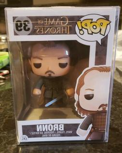 Funko Pop! Bronn Game of Thrones #39 Vaulted Retired GOT wit