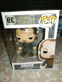 Funko Pop! Bronn Game of Thrones #39 Vaulted Retired New GOT