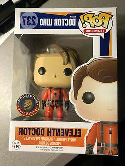 Funko POP BVG 2016 EXCLUSIVE Edition DOCTOR WHO - ELEVENTH D