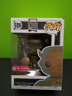 Funko POP! Captain America 497 Marvel 80 years anniversary T