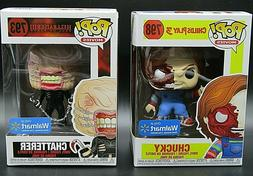 Funko Pop Chucky Child's Play 3 & Chatterer Hellraiser Wal-M