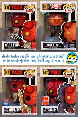 Funko POP! Comics/Movies: Hellboy