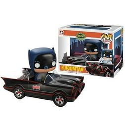 Funko POP 1966 BATMOBILE Ride with Batman Popfigure Driving
