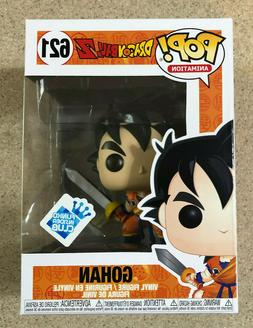 Funko Pop! DBZ Dragon Ball Z Young Gohan #621 Gamestop Exclu