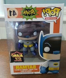 Funko Pop! DC ACCC Alamo City Comic Con 2013 Metallic 1966 B