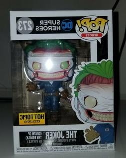 Funko POP! DC Comics Super Heroes The Joker Death of the Fam