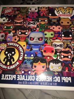 Funko POP! DC Heroes 1000 Piece Puzzle 19x27 Inch Box Brand
