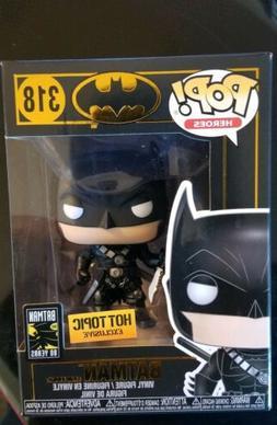 Funko Pop! DC Super Heroes Grim Knight Batman #318 Hot Topic