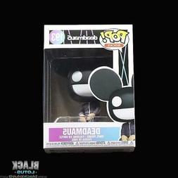 Funko Pop! Deadmau5 DJ Joel Thomas Zimmerman Deadmaus Rocks