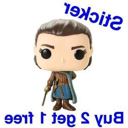 FUNKO POP! DELUXE: Game of Thrones - Arya Stark Assassin #76