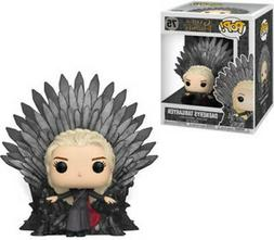 FUNKO POP! DELUXE: Game of Thrones - Daenerys Sitting on Thr