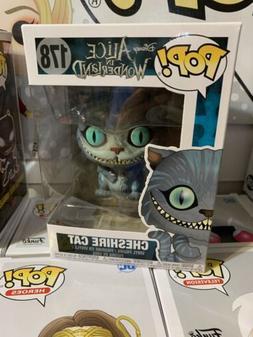 Funko Pop! Disney #178 Alice in Wonderland: Cheshire Cat W/P