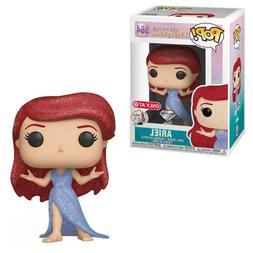 Funko POP! Disney Ariel #564 Purple Dress  Target Exclusive