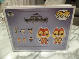 Funko Pop! Disney Kingdom Hearts Chip and Dale 2 Pack