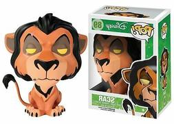 Funko POP! Disney: The Lion King Scar Action Figure