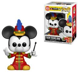 Funko POP! Disney - Mickey's 90th: Band Concert Mickey Figur
