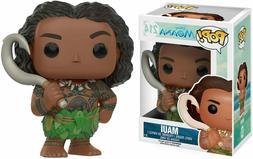 Funko POP Disney: Moana - Maui Action Figure w/ Protector