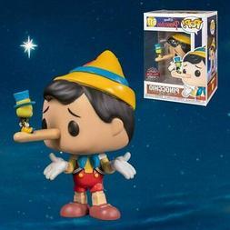 Funko Pop! Disney: Pinocchio #617  Vinyl Figure with .6mm pr
