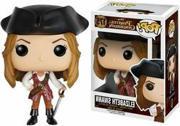 Funko Pop Disney Pirates-Elizabeth Swann Action Figure NEW
