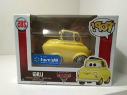 Funko Pop Disney Pixar Cars 3 Luigi #285 Vinyl Figure Wal-Ma