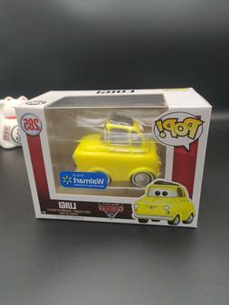 Funko Pop Disney Pixar Cars 3 Luigi Wal-Mart Exclusive # 285
