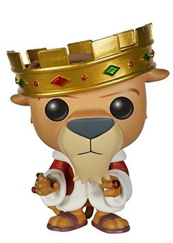 Funko POP Disney: Robin Hood - Prince John Action Figure