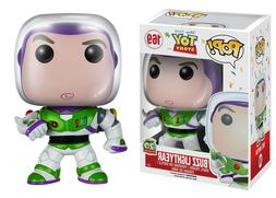 Funko Pop Disney: Toy Story Buzz New Pose Action Figure w/ P