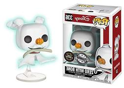 Funko POP! Disney: Zero with Bone #336  - BoxLunch Exclusive