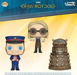 Funko Pop! Doctor Who 13th Doctor with Goggles Reconnaissanc