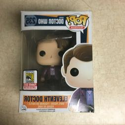 funko pop vinyl doctor who # 235 Eleventh Doctor 2015 Convention Exclusive