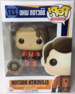Funko POP! Doctor Who BGV EXCLUSIVE Spacesuit Eleventh 11th