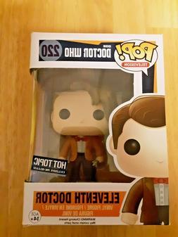 Funko POP! Doctor Who Eleventh Doctor  - Hot Topic Pre-Relea