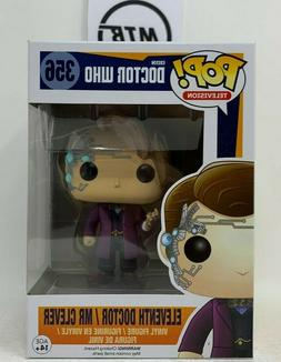FUNKO POP DOCTOR WHO ELEVENTH MR CLEVER 356 tenth thirteenth
