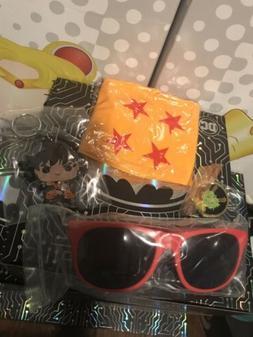 Funko Pop Dragon Ball Z Box Accessories Hot Topic Exclusive